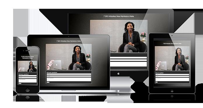 WP WebinarSystem responsive