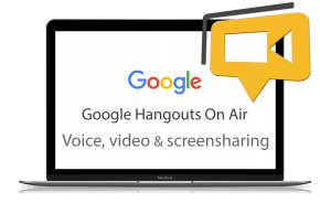 webinar hangout plugin
